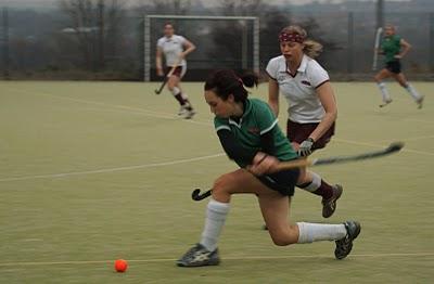 First Team Ailish Hendry goal strike