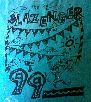 Slazenger Summer Solstice Sevens 1999 T-Shirt