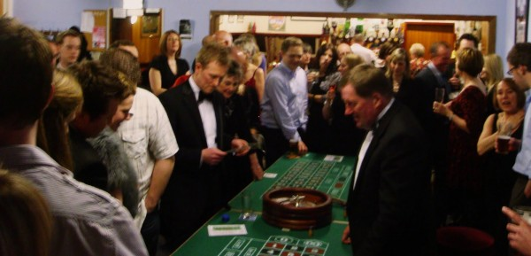 Slazenger Sports and Social Club's Casino Night 2010