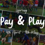 Spring Pay and PlayHockey 2018