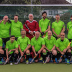 Over 40's are National Runners Up
